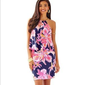 Lilly Pulitzer Lucia Via Engineered Sunny Dress